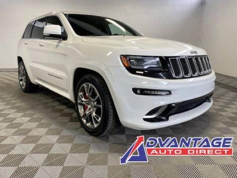 2014 Jeep Grand Cherokee for sale at Advantage Auto Direct in Kent WA