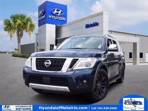 2018 Nissan Armada for sale at Metairie Preowned Superstore in Metairie LA