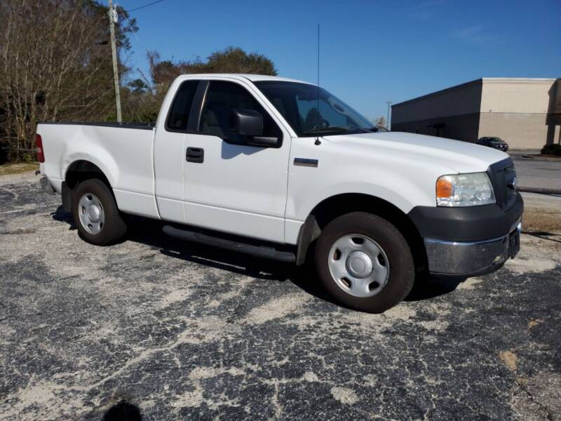 2008 Ford F-150 for sale at Ron's Used Cars in Sumter SC