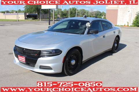 2015 Dodge Charger for sale at Your Choice Autos - Joliet in Joliet IL
