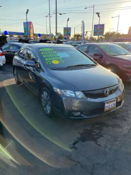 2009 Honda Civic for sale at 2955 FIRESTONE BLVD - 3271 E. Firestone Blvd Lot in South Gate CA
