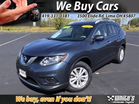 2014 Nissan Rogue for sale at White's Honda Toyota of Lima in Lima OH