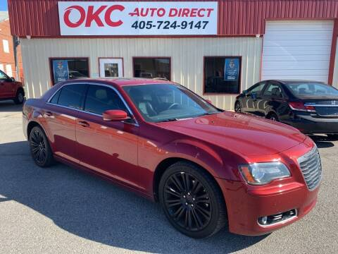 2014 Chrysler 300 for sale at OKC Auto Direct in Oklahoma City OK