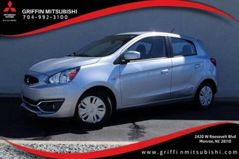 2019 Mitsubishi Mirage for sale at Griffin Mitsubishi in Monroe NC