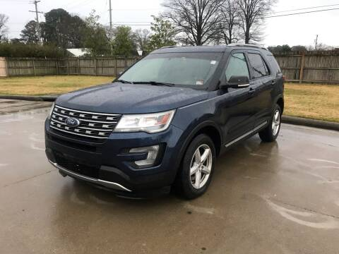 2017 Ford Explorer for sale at CARZLOT in Portsmouth VA
