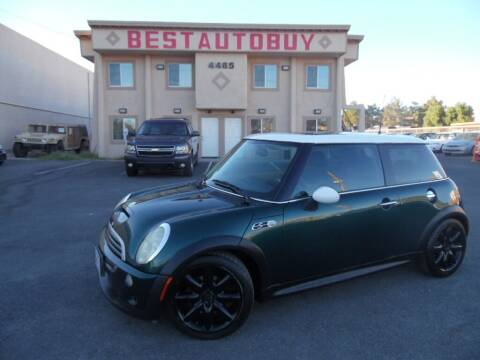2004 MINI Cooper for sale at Best Auto Buy in Las Vegas NV