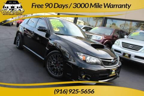 2011 Subaru Impreza for sale at West Coast Auto Sales Center in Sacramento CA