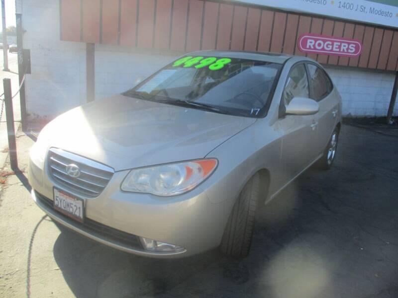 2007 Hyundai Elantra for sale at Quick Auto Sales in Modesto CA