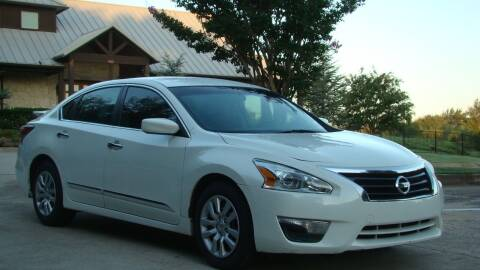 2014 Nissan Altima for sale at Red Rock Auto LLC in Oklahoma City OK