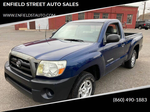 2007 Toyota Tacoma for sale at ENFIELD STREET AUTO SALES in Enfield CT