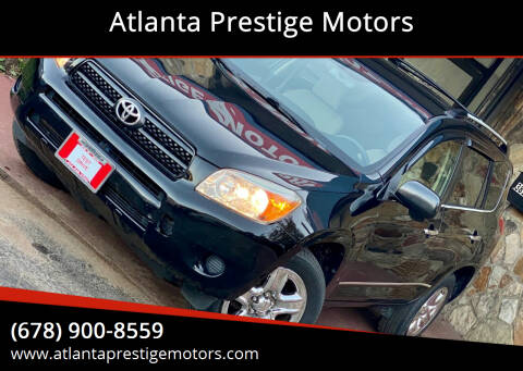 2007 Toyota RAV4 for sale at Atlanta Prestige Motors in Decatur GA