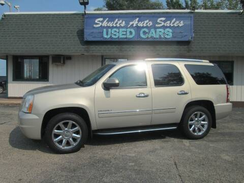 2011 GMC Yukon for sale at SHULTS AUTO SALES INC. in Crystal Lake IL