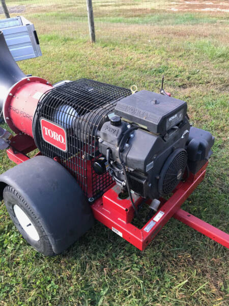 2010 Toro PROFORCE BLOWER for sale at Mathews Turf Equipment in Hickory NC