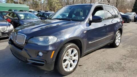 2008 BMW X5 for sale at GA Auto IMPORTS  LLC in Buford GA