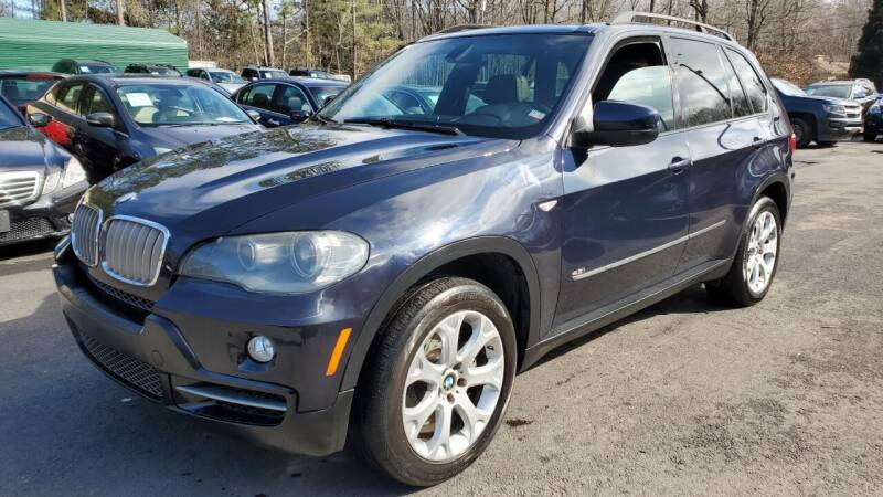 2008 BMW X5 for sale at GA Auto IMPORTS  LLC in Buford GA