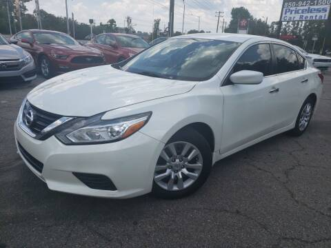 2016 Nissan Altima for sale at Capital City Imports in Tallahassee FL