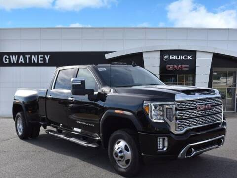 2021 GMC Sierra 3500HD for sale at DeAndre Sells Cars in North Little Rock AR