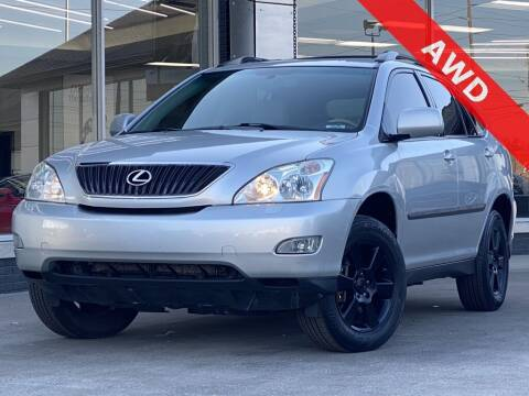 2007 Lexus RX 350 for sale at Carmel Motors in Indianapolis IN