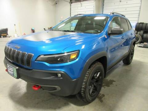2019 Jeep Cherokee for sale at ALOTTA AUTO in Rexburg ID