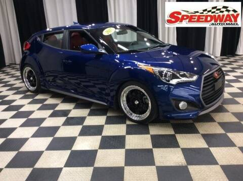 2017 Hyundai Veloster for sale at SPEEDWAY AUTO MALL INC in Machesney Park IL