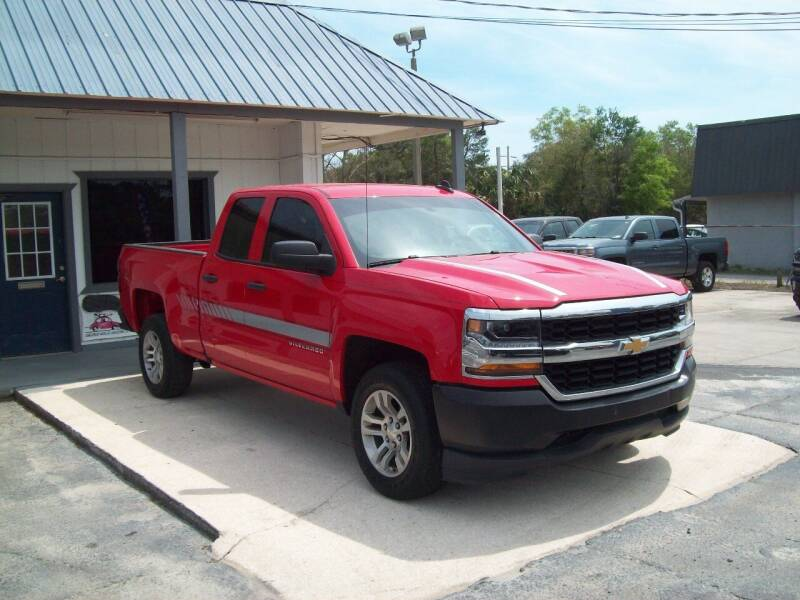 2017 Chevrolet Silverado 1500 for sale in St Augustine, FL