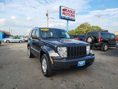 2011 Jeep Liberty for sale at Eagle Motors in Hamilton OH