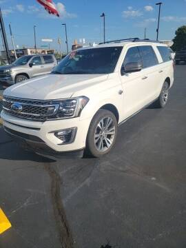 2020 Ford Expedition MAX for sale at COYLE GM - COYLE NISSAN - New Inventory in Clarksville IN