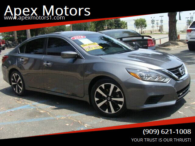 2018 Nissan Altima for sale in Montclair, CA