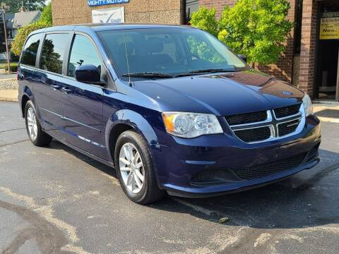 2013 Dodge Grand Caravan for sale at Mighty Motors in Adrian MI