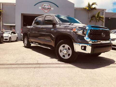 2018 Toyota Tundra for sale at Ven-Usa Autosales Inc in Miami FL