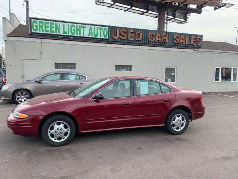 2004 Oldsmobile Alero for sale at Green Light Auto in Sioux Falls SD