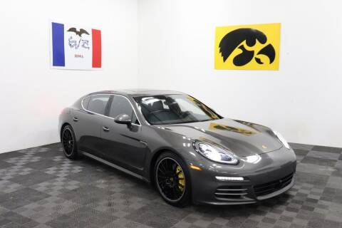 2014 Porsche Panamera for sale at Carousel Auto Group in Iowa City IA