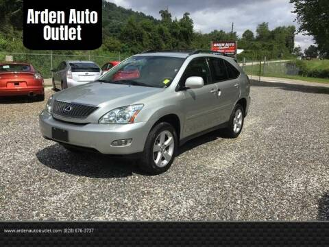 2004 Lexus RX 330 for sale at Arden Auto Outlet in Arden NC