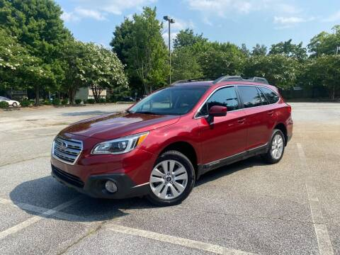 2015 Subaru Outback for sale at Uniworld Auto Sales LLC. in Greensboro NC
