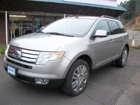 2008 Ford Edge for sale at Brinks Car Sales in Chehalis WA
