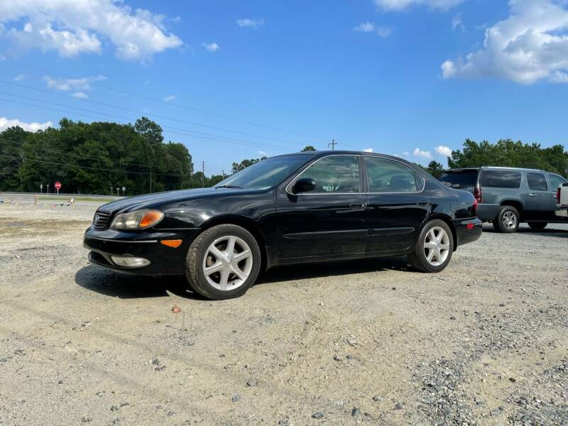 2002 Infiniti I35 for sale at Charlie's Used Cars in Thomasville NC