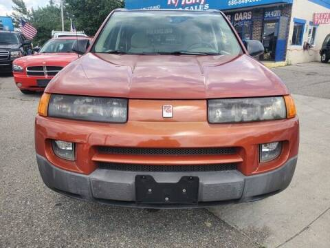 2003 Saturn Vue for sale at R Tony Auto Sales in Clinton Township MI