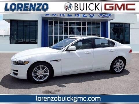 2017 Jaguar XE for sale at Lorenzo Buick GMC in Miami FL