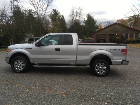 2013 Ford F-150 for sale at Lou Rivers Used Cars in Palmer MA