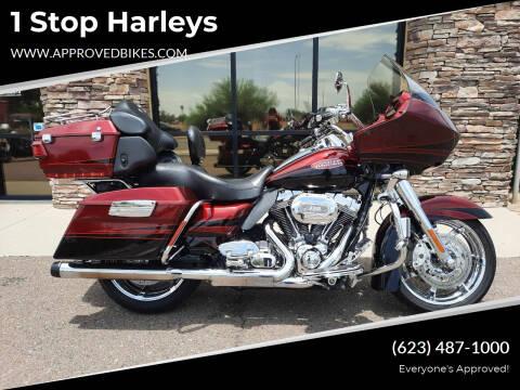 2011 Harley-Davidson CVO Road Glide Ultra FLTRUSE for sale at 1 Stop Harleys in Peoria AZ