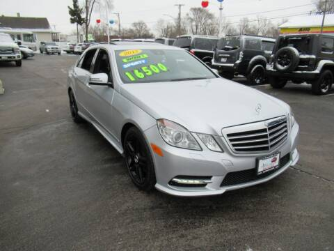 2013 Mercedes-Benz E-Class for sale at Auto Land Inc in Crest Hill IL