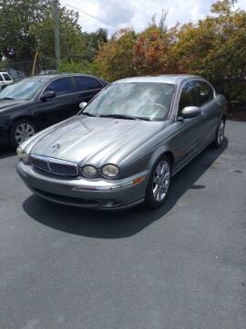2003 Jaguar X-Type for sale at LAND & SEA BROKERS INC in Deerfield FL