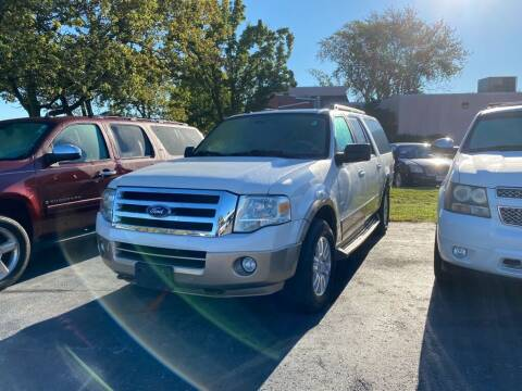 2014 Ford Expedition EL for sale at Lakeshore Auto Wholesalers in Amherst OH