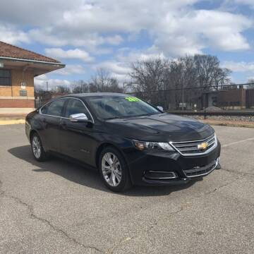 2015 Chevrolet Impala for sale at FIRST CLASS AUTO SALES in Bessemer AL