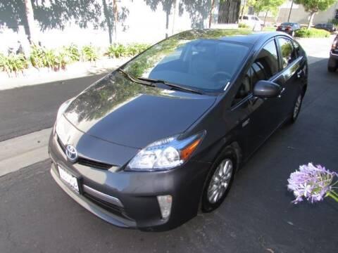 2015 Toyota Prius Plug-in Hybrid for sale at Pennington's Auto Sales Inc. in Orange CA