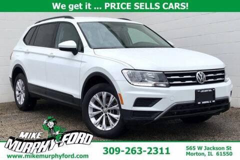 2019 Volkswagen Tiguan for sale at Mike Murphy Ford in Morton IL