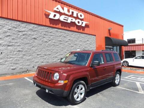 2012 Jeep Patriot for sale at Auto Depot of Madison in Madison TN