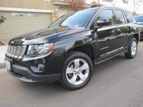 2014 Jeep Compass for sale at Valley Coach Co Sales & Lsng in Van Nuys CA