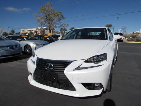 2016 Lexus IS 200t for sale at Charlie Cheap Car in Las Vegas NV