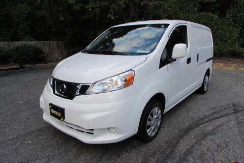 2017 Nissan NV200 for sale at AUTO FOCUS in Greensboro NC